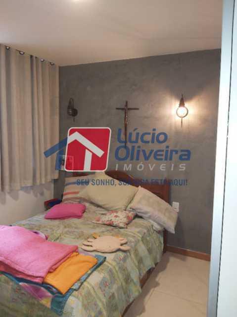03- Quarto C. - Apartamento 2 quartos à venda Copacabana, Rio de Janeiro - R$ 755.000 - VPAP21627 - 4