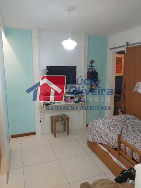 04- Quarto S. - Apartamento 2 quartos à venda Copacabana, Rio de Janeiro - R$ 755.000 - VPAP21627 - 5