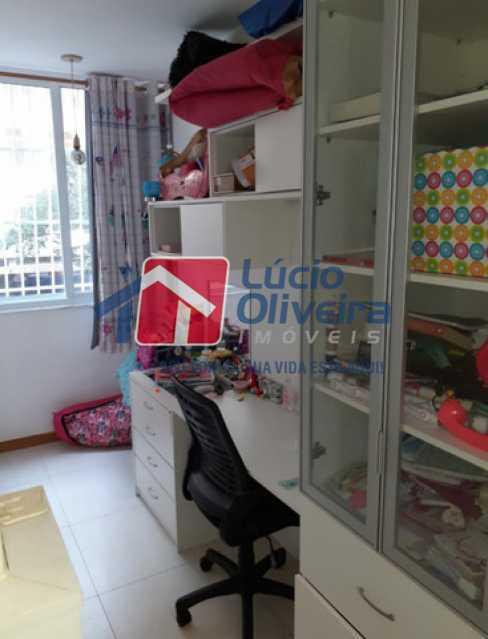 05 - Quarto S. - Apartamento 2 quartos à venda Copacabana, Rio de Janeiro - R$ 755.000 - VPAP21627 - 6