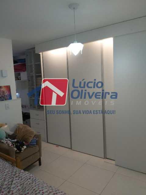 06- Quarto S. - Apartamento 2 quartos à venda Copacabana, Rio de Janeiro - R$ 755.000 - VPAP21627 - 7