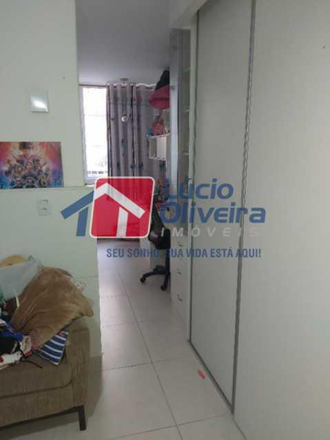 07- Quarto S. - Apartamento 2 quartos à venda Copacabana, Rio de Janeiro - R$ 755.000 - VPAP21627 - 8