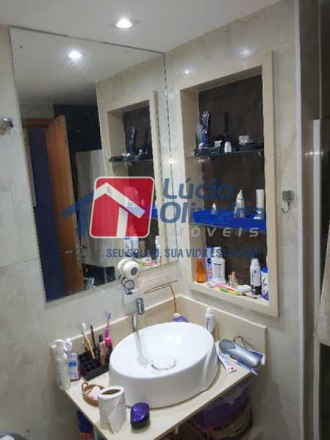 10- BH Social - Apartamento 2 quartos à venda Copacabana, Rio de Janeiro - R$ 755.000 - VPAP21627 - 11