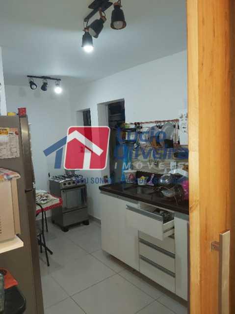11- Cozinha - Apartamento 2 quartos à venda Copacabana, Rio de Janeiro - R$ 755.000 - VPAP21627 - 12