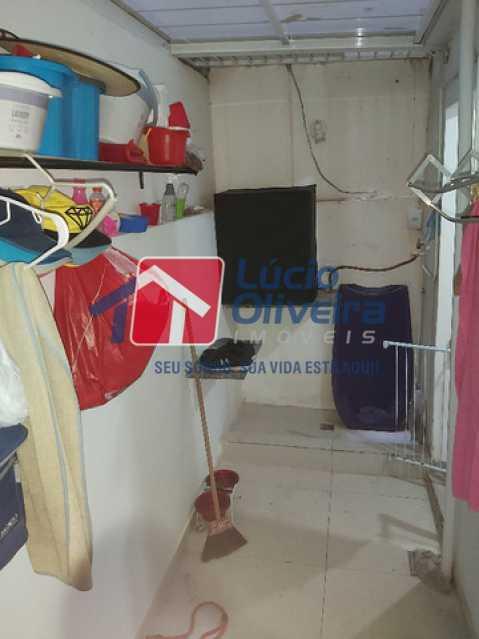 12- Area - Apartamento 2 quartos à venda Copacabana, Rio de Janeiro - R$ 755.000 - VPAP21627 - 13