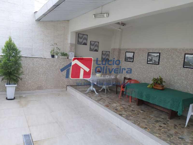 14 Terraço - Apartamento 2 quartos à venda Copacabana, Rio de Janeiro - R$ 755.000 - VPAP21627 - 15