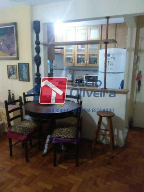 03- Sala - Apartamento à venda Avenida Ataulfo de Paiva,Leblon, Rio de Janeiro - R$ 1.420.000 - VPAP30409 - 3