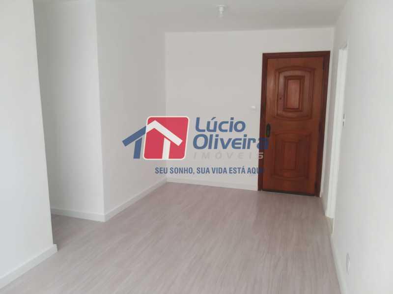 1-sala - Apartamento à venda Rua Moacir de Almeida,Tomás Coelho, Rio de Janeiro - R$ 160.000 - VPAP21629 - 1