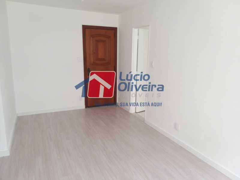 2-sala - Apartamento à venda Rua Moacir de Almeida,Tomás Coelho, Rio de Janeiro - R$ 160.000 - VPAP21629 - 3