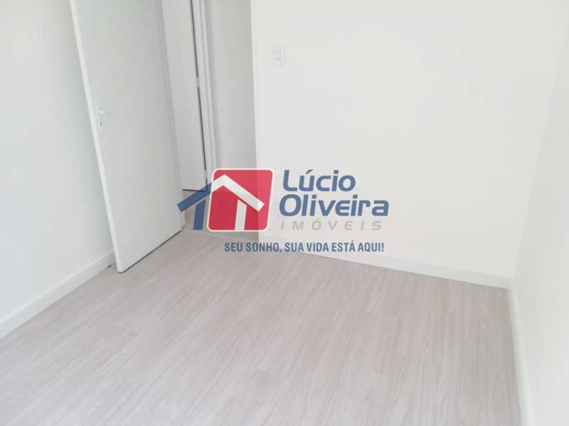 5-quarto - Apartamento à venda Rua Moacir de Almeida,Tomás Coelho, Rio de Janeiro - R$ 160.000 - VPAP21629 - 6