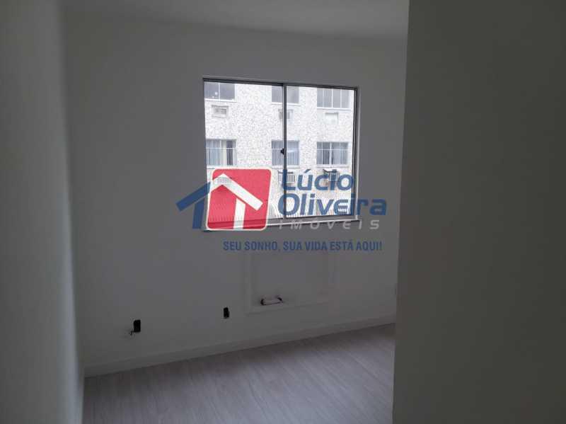 6-quarto - Apartamento à venda Rua Moacir de Almeida,Tomás Coelho, Rio de Janeiro - R$ 160.000 - VPAP21629 - 7