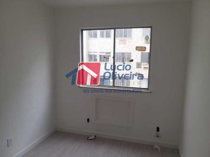 7-quarto - Apartamento à venda Rua Moacir de Almeida,Tomás Coelho, Rio de Janeiro - R$ 160.000 - VPAP21629 - 8