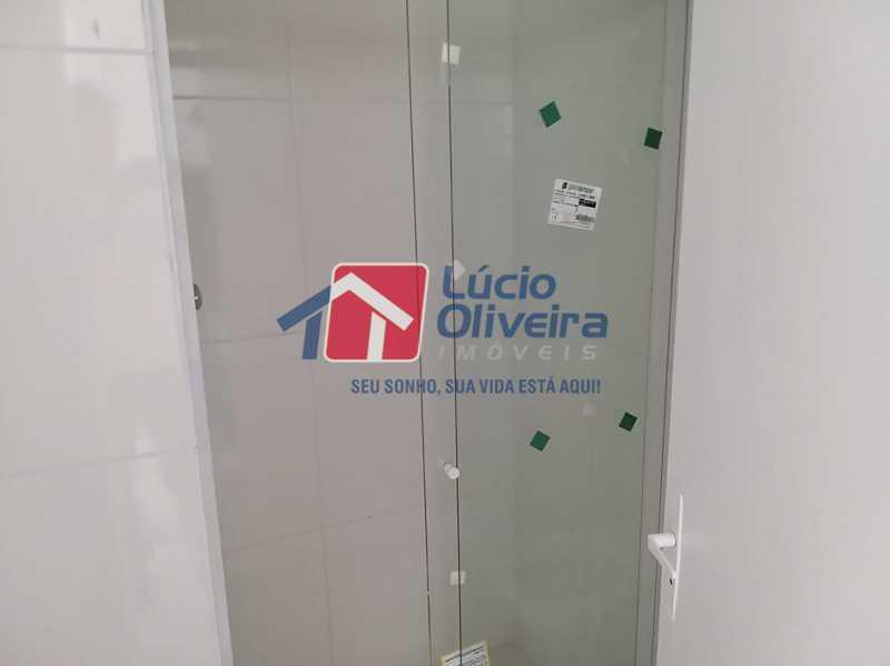 10-bh - Apartamento à venda Rua Moacir de Almeida,Tomás Coelho, Rio de Janeiro - R$ 160.000 - VPAP21629 - 11