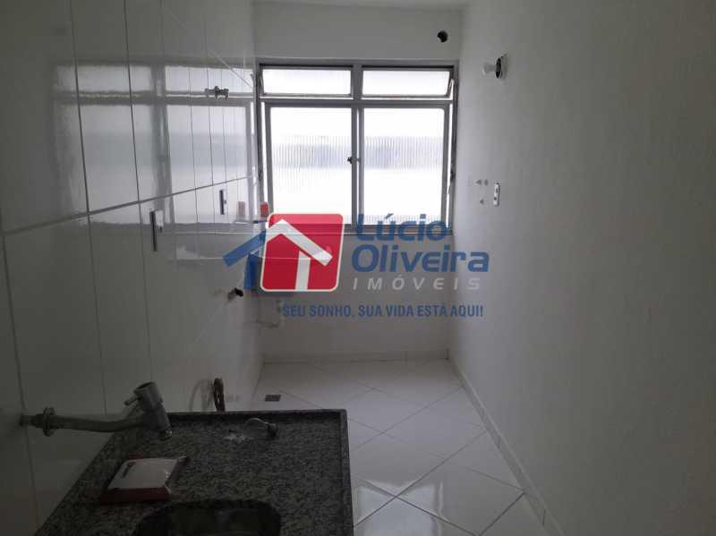 11-cozinha - Apartamento à venda Rua Moacir de Almeida,Tomás Coelho, Rio de Janeiro - R$ 160.000 - VPAP21629 - 12