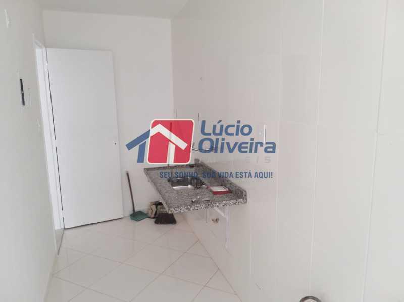 12-cozinha - Apartamento à venda Rua Moacir de Almeida,Tomás Coelho, Rio de Janeiro - R$ 160.000 - VPAP21629 - 13
