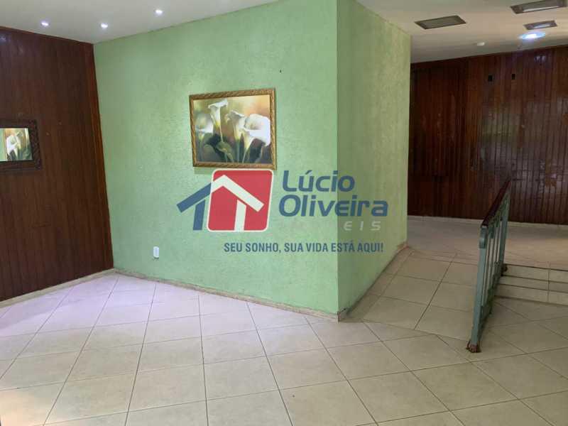 17-entrada - Apartamento à venda Rua Moacir de Almeida,Tomás Coelho, Rio de Janeiro - R$ 160.000 - VPAP21629 - 18