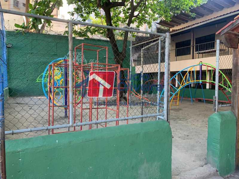 18-parquinho - Apartamento à venda Rua Moacir de Almeida,Tomás Coelho, Rio de Janeiro - R$ 160.000 - VPAP21629 - 19
