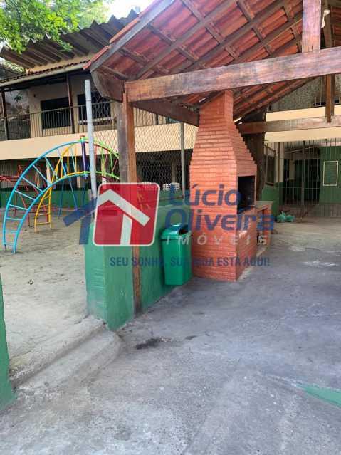 23-area de lazer - Apartamento à venda Rua Moacir de Almeida,Tomás Coelho, Rio de Janeiro - R$ 160.000 - VPAP21629 - 24