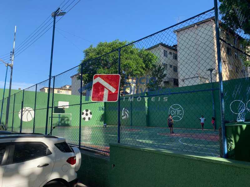 25-area de lazer - Apartamento à venda Rua Moacir de Almeida,Tomás Coelho, Rio de Janeiro - R$ 160.000 - VPAP21629 - 26