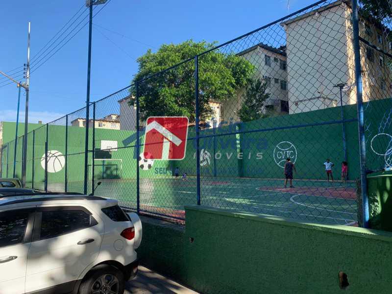 26-area de lazer - Apartamento à venda Rua Moacir de Almeida,Tomás Coelho, Rio de Janeiro - R$ 160.000 - VPAP21629 - 27