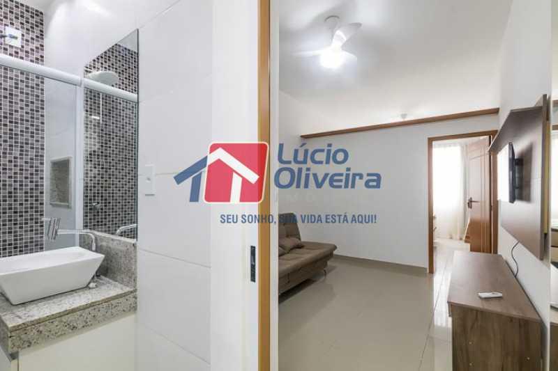 fotos-13 - Apartamento à venda Avenida Nossa Senhora de Copacabana,Copacabana, Rio de Janeiro - R$ 529.000 - VPAP10172 - 14