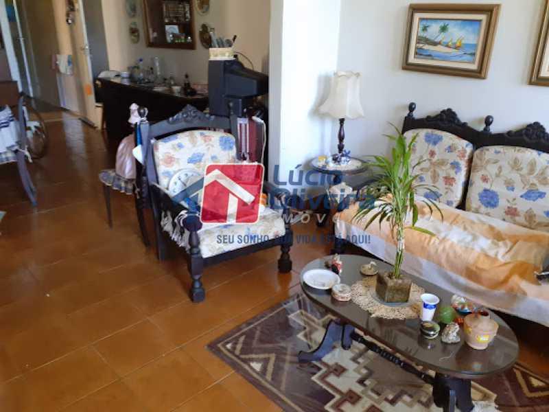02- Sala - Casa à venda Rua Viseu,Rocha, Rio de Janeiro - R$ 340.000 - VPCA40071 - 3