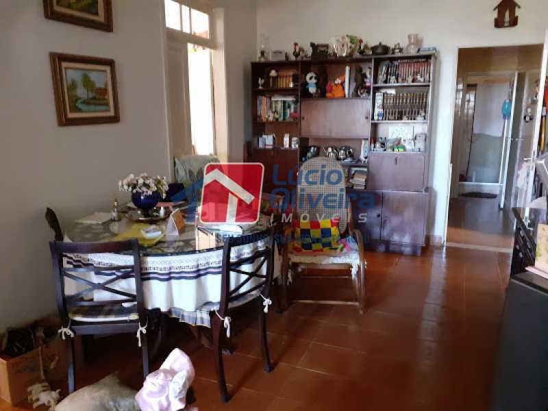 03- Sala - Casa à venda Rua Viseu,Rocha, Rio de Janeiro - R$ 340.000 - VPCA40071 - 4