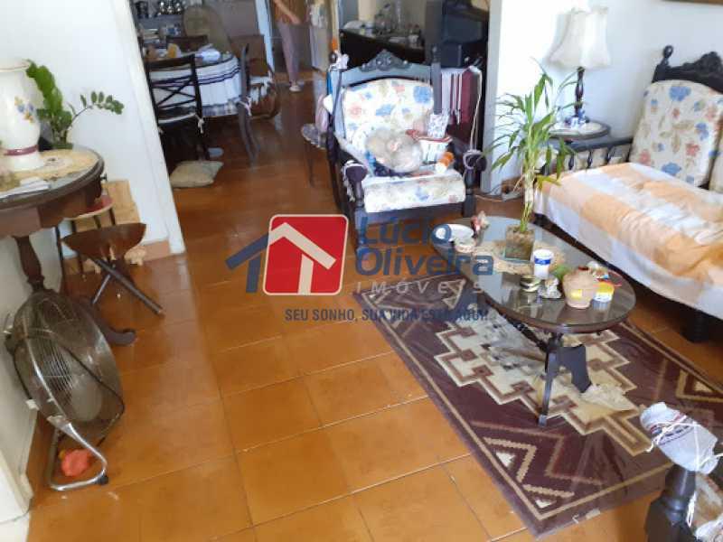 04- Sala - Casa à venda Rua Viseu,Rocha, Rio de Janeiro - R$ 340.000 - VPCA40071 - 5