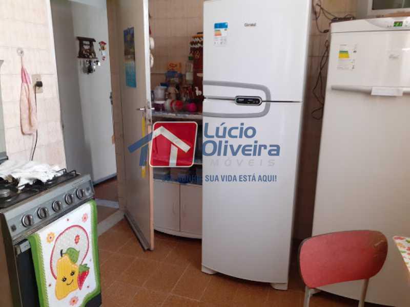 13- Cozinha - Casa à venda Rua Viseu,Rocha, Rio de Janeiro - R$ 340.000 - VPCA40071 - 14