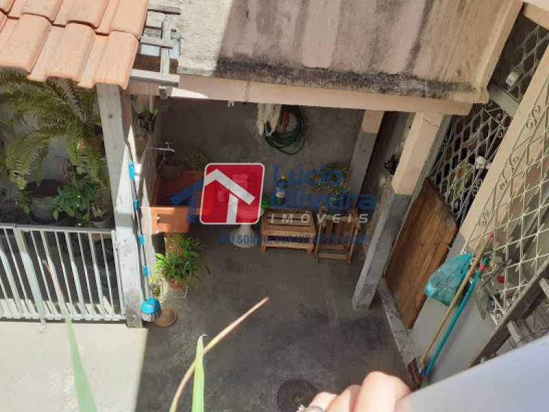 20- Area Externa - Casa à venda Rua Viseu,Rocha, Rio de Janeiro - R$ 340.000 - VPCA40071 - 21