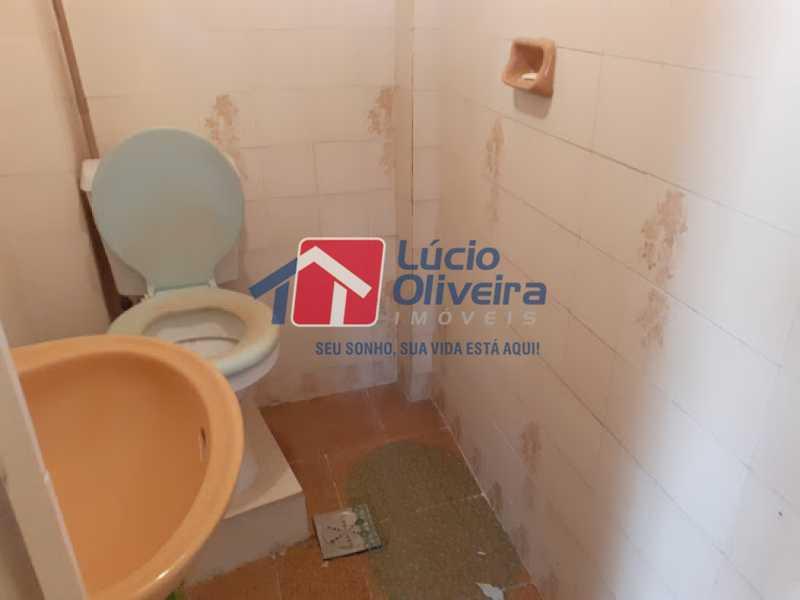 23- BH Externo - Casa à venda Rua Viseu,Rocha, Rio de Janeiro - R$ 340.000 - VPCA40071 - 24