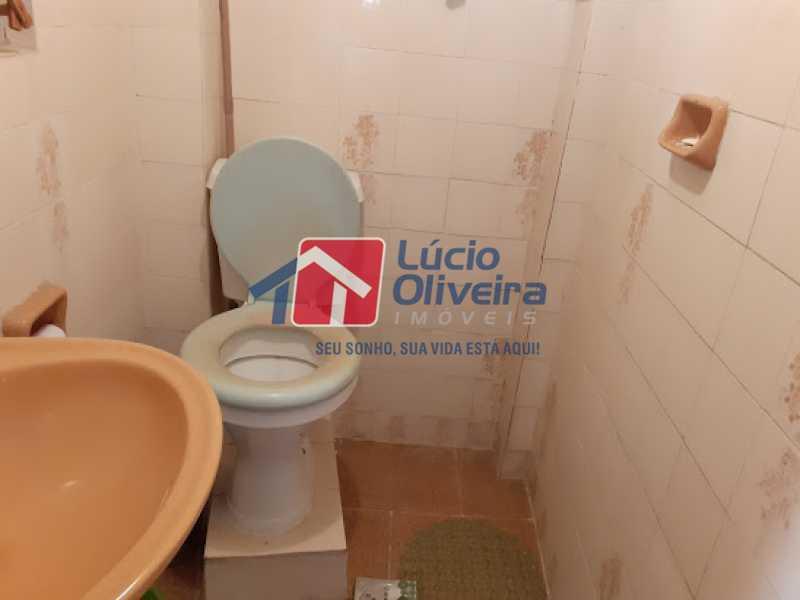 24- BH Externo - Casa à venda Rua Viseu,Rocha, Rio de Janeiro - R$ 340.000 - VPCA40071 - 25