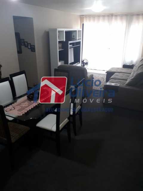 3-  Sala ambiente - Apartamento à venda Rua São Pedro,Cascadura, Rio de Janeiro - R$ 230.000 - VPAP30412 - 7