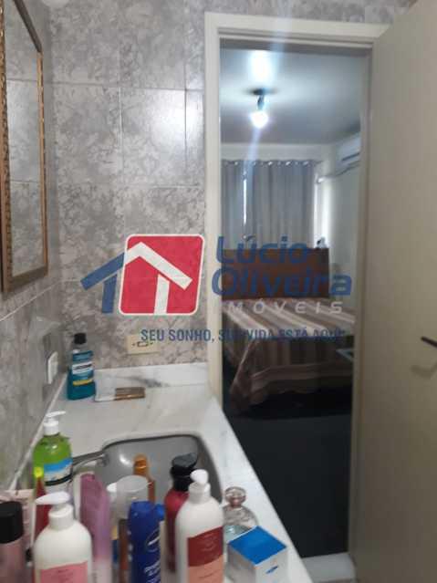 7-Quarto suíte - Apartamento à venda Rua São Pedro,Cascadura, Rio de Janeiro - R$ 230.000 - VPAP30412 - 9