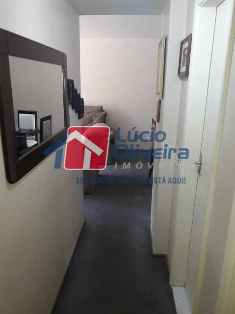 9-Circulação - Apartamento à venda Rua São Pedro,Cascadura, Rio de Janeiro - R$ 230.000 - VPAP30412 - 11