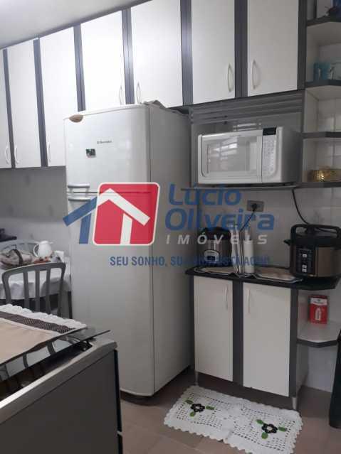 11-Cozinha com armários 1 - Apartamento à venda Rua São Pedro,Cascadura, Rio de Janeiro - R$ 230.000 - VPAP30412 - 13