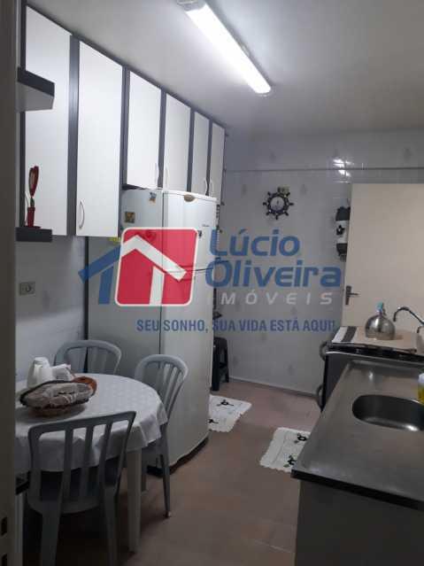 12-cozinha armários .... - Apartamento à venda Rua São Pedro,Cascadura, Rio de Janeiro - R$ 230.000 - VPAP30412 - 14