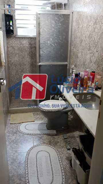 16-Banheiro box Acrilico - Apartamento à venda Rua São Pedro,Cascadura, Rio de Janeiro - R$ 230.000 - VPAP30412 - 18