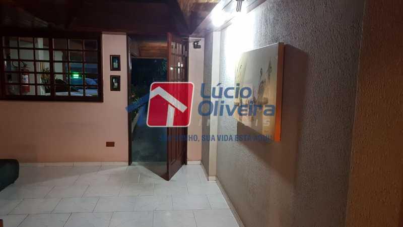 20-Recepção prédio - Apartamento à venda Rua São Pedro,Cascadura, Rio de Janeiro - R$ 230.000 - VPAP30412 - 22