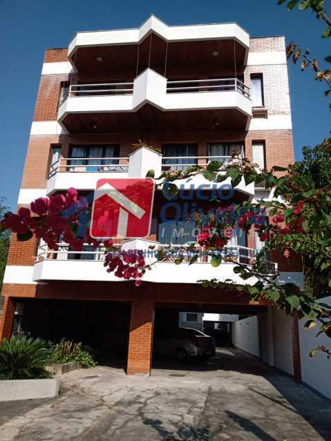 21-Vista externa prédio - Apartamento à venda Rua São Pedro,Cascadura, Rio de Janeiro - R$ 230.000 - VPAP30412 - 1