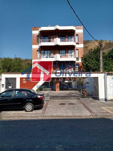 22-Vista Rua e prédio - Apartamento à venda Rua São Pedro,Cascadura, Rio de Janeiro - R$ 230.000 - VPAP30412 - 23