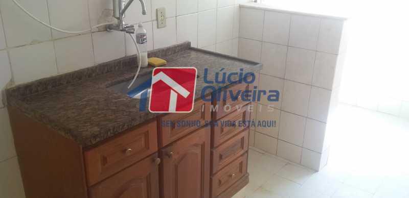 18 - Apartamento à venda Rua Ibia,Turiaçu, Rio de Janeiro - R$ 115.000 - VPAP21633 - 19