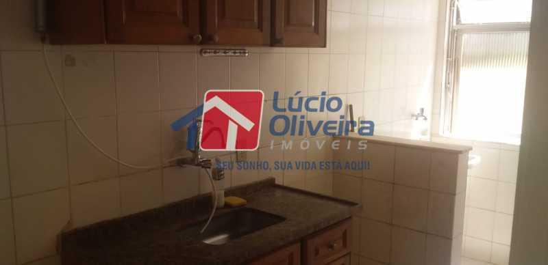 20 - Apartamento à venda Rua Ibia,Turiaçu, Rio de Janeiro - R$ 115.000 - VPAP21633 - 21