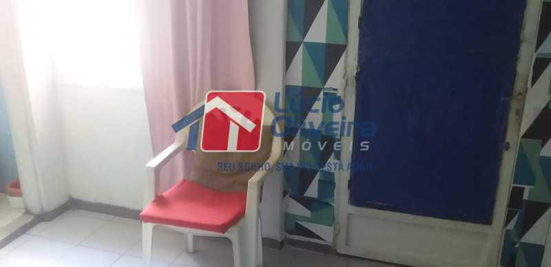 01 - Sala - Apartamento à venda Rua Guaporé,Braz de Pina, Rio de Janeiro - R$ 105.000 - VPAP10175 - 1