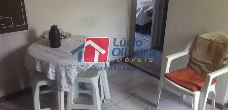 02 - Sala - Apartamento à venda Rua Guaporé,Braz de Pina, Rio de Janeiro - R$ 105.000 - VPAP10175 - 3