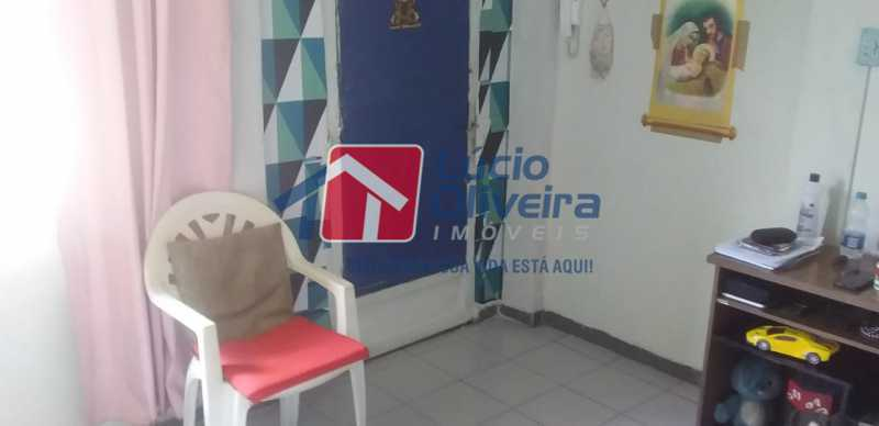 03 - Sala - Apartamento à venda Rua Guaporé,Braz de Pina, Rio de Janeiro - R$ 105.000 - VPAP10175 - 4