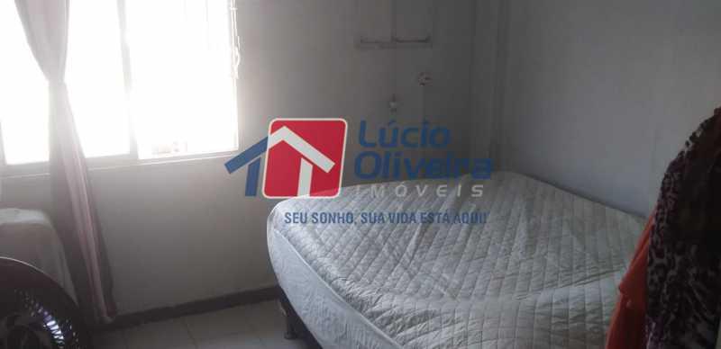 04 - Quarto - Apartamento à venda Rua Guaporé,Braz de Pina, Rio de Janeiro - R$ 105.000 - VPAP10175 - 5