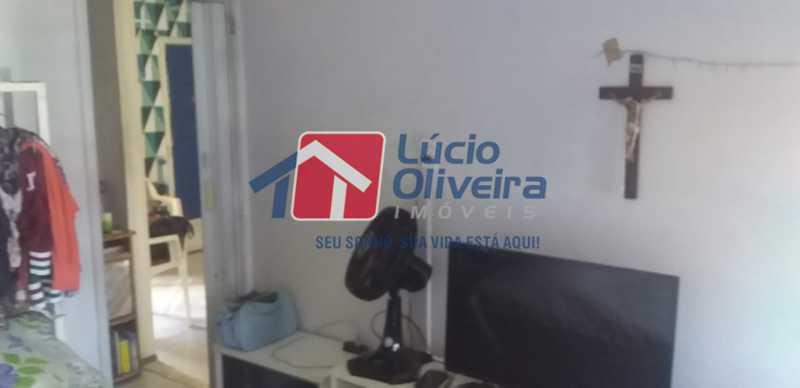 06 - Quarto - Apartamento à venda Rua Guaporé,Braz de Pina, Rio de Janeiro - R$ 105.000 - VPAP10175 - 7