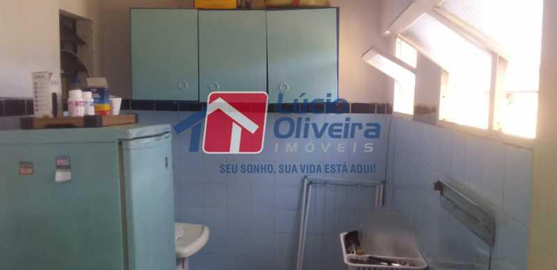 07 - Cozinha - Apartamento à venda Rua Guaporé,Braz de Pina, Rio de Janeiro - R$ 105.000 - VPAP10175 - 8