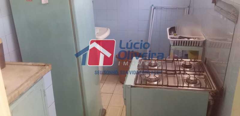 08 - Cozinha - Apartamento à venda Rua Guaporé,Braz de Pina, Rio de Janeiro - R$ 105.000 - VPAP10175 - 9