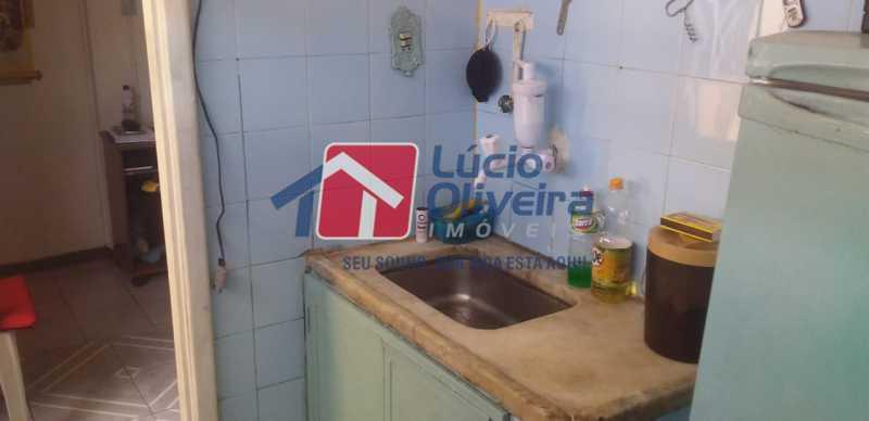 09 - Cozinha - Apartamento à venda Rua Guaporé,Braz de Pina, Rio de Janeiro - R$ 105.000 - VPAP10175 - 10